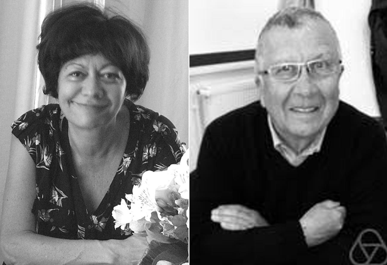 Claudia Sagastizabal and Michel Théra